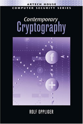 Contemporary Cryptography (2005)