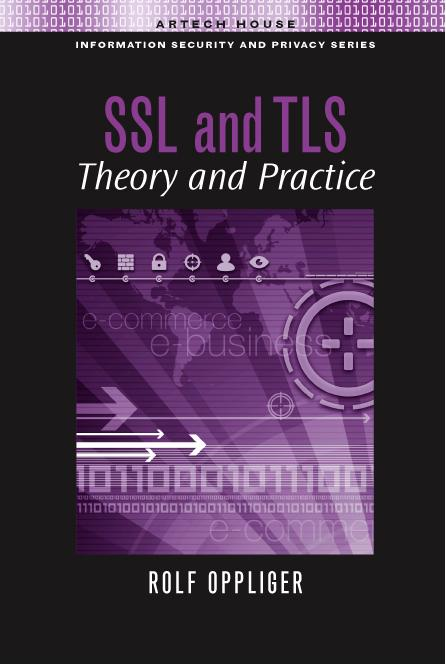 SSL and TLS: Theory and Practice (2009)
